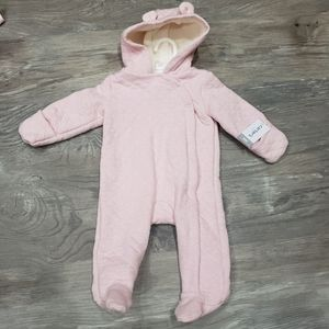 Carter's Baby Bunting with hood
